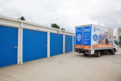 StoreLocal Hallam Free Move In Truck | StoreInvest